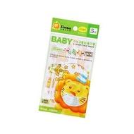 Simba 小獅王辛巴 - 幼兒三層防護口罩 (約12x7cm)-5入/包