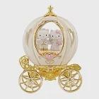 Hello Kitty 結婚南瓜車 音樂盒