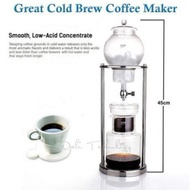 For Sale Ice Drip Coffee Cold Brew Cold Drip Coffee Maker Gater
