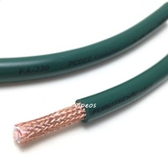 Furutech Alpha series FA-220 OCC rca audio cable Bulk rca cable