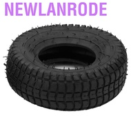 Newlanrode 9X3.50-4 Rubber Outer Tire Inner Tyre Wheel Set Accessory for Electric Scooter