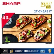 【SHARP 夏普】 40吋 FHD 智慧連網液晶顯示器 2T-C40AE1T