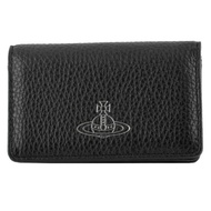 維維恩維斯特伍德Vivienne Westwood 51110032 41082 N401 BLACK卡片匣MORACHEL FLAP CARD HOLDER CUORE
