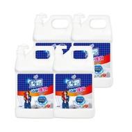 【潔霜】潔霜-S浴廁專用清潔劑-強效抗菌配方4入(1加侖/入-4入)