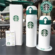現貨韓國星巴克保溫瓶星巴大理石不鏽鋼保溫杯隨身杯咖啡杯星巴克隨行杯膳魔師保溫杯水杯杯子韓國星巴克 大容量500ml