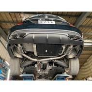 BENZ W205 C250 C300 W205 C250 CLA250 全段閥門型排氣管 批售