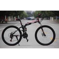 EcoSport Begasso Folding Mountain Bicycle