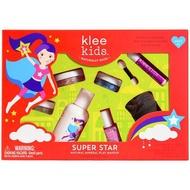 [台灣經銷授權-實體店面]超級巨星玩美彩妝組 兒童彩妝 兒童化妝品  礦物質彩妝