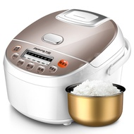 Ready Stock﹊Joyoung/ Joyoung JYF-30FE08 rice cooker household authentic 3l smart mini 1-2-3-4 people