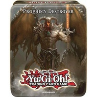 Yugioh 2012 Collectible Tins Wave 2.5 ‑ YuGiOh! Prophecy Destroyer