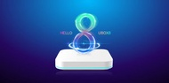 安博科技 - Unblock 安博盒子 8 UBOX 8 PRO MAX X10 64G+4G 第八代 電視盒子 AI語音 Android 10.0