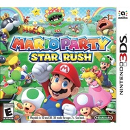 3DS : Mario Party - Star Rush [US]