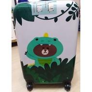 熊大20吋行李箱