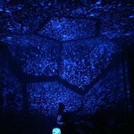 大人的科學星空投影燈星空燈投影儀星光燈浪漫滿天星夜燈創意交換禮物