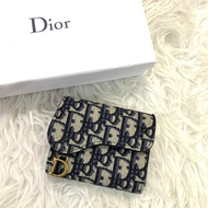 Findyourstyle正品代購 DIOR 馬鞍包/老花短夾