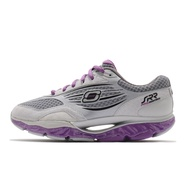 Skechers 慢跑鞋 SRR Pro 灰 紫 適合久站 健走鞋 女鞋 超回彈 【ACS】 99999742-GYPR