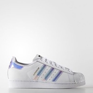 【E.D.C】ADIDAS SUPERSTAR GRADE SCHOOL 炫彩 雷射 貝殼頭 女鞋 AQ6278