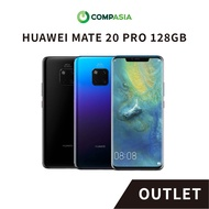 HUAWEI MATE 20 PRO 128GB 極光色【A等級福利品】【OUTLET專區034】