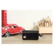●鑰匙家Key+● 黑 Lexus凌志專用鑰匙皮套 車鑰匙包 零錢包 鑰匙殼 皮套