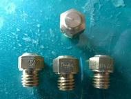 汽化燈噴嘴petromax 500hk專用vapalux tilley coleman參考