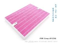 【米歐 HEPA 濾心】瑞士 山寧泰抗菌 適用 格威 Coway AP-1216L  空氣清淨機 濾網 1216L