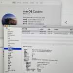 二手imac 27吋2015-Late 5k 屏幕 雙系統 3.2GHz i5 Intel Core 8GB RAM DDR3 1.12...