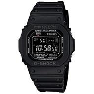 【CASIO】G-SHOCK 經典進化版複合式設計概念電波錶(GW-M5610-1B)正版宏崑公司貨