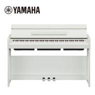 YAMAHA YDP-S34 88鍵掀蓋型 數位電鋼琴典雅白色款 (非升降琴椅款)