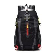 กีฬา Mountaineering กระเป๋าไนลอนกันน้ำกระเป๋าสะพายเดินทางกระเป๋าเดินทางกระเป๋าเป้สะพายหลังออกกำลังกาย
