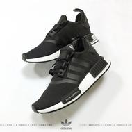 正品 Adidas NMD_R1 Shoes Black 黑 白 日文 日本 限定款 百搭 舒適 CG6245