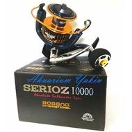 4077 BOSSNA SERIOZ REEL PANTAI MESIN PANCING 8000 10000
