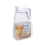 日本岩崎可橫放耐熱冷水壺3.0L
