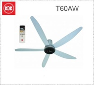 (Installation Available) KDK T60AW DC Motor Ceiling Fan Latest Model w Remote LOWEST PRICE