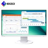 EIZO FlexScan EV2460 白色 24吋/低藍光低閃頻護眼/薄邊框