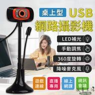 現貨【USB桌上型網路攝影機】攝影機 視訊鏡頭 電腦鏡頭 線上會議 網路攝影 線上直播 CP100【LD378】