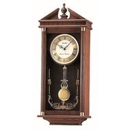 Seiko Clocks Pendulum Long Case Chiming Wall Clock QXH107B