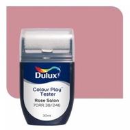 สีขนาดทดลอง Dulux Colour Play™ Tester - Rose Salon 70RR 38/246