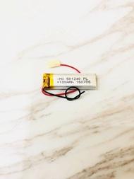 [501240] 3.7V 鋰聚合物電池