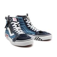 柯拔 VANS SK8-HI REISSUE CAP 高筒 牛仔藍 滑板鞋 男女中性款 F31617