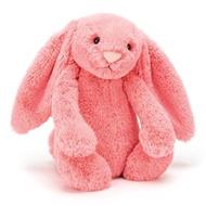 JELLYCAT 經典兔子玩偶-珊瑚紅Coral(31cm)