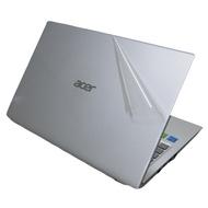 【Ezstick】ACER Aspire 3 A315-58G 機身保護貼 (含上蓋貼、鍵盤週圍貼) DIY 包膜
