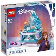 樂高積木 LEGO《 LT41168 》迪士尼公主系列 - Elsa's Jewelry Box Creation