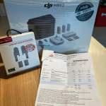 全新 DJI mavic mini 2 combo set + DJI care + PGYTECH landing gear + 128G card