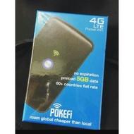 含運 全新現貨 pokefi wifi 機 smart go 分享 免換sim卡