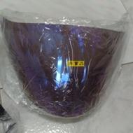 M2R J2 原廠正品 安全帽 專用鏡片 電鍍鏡片