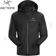 Arcteryx 始祖鳥 雨衣 Beta AR 登山雨衣/風雨衣 專業款 21782 男 Gore Tex Pro 黑色