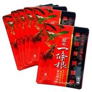 (買5送1) 豐生一條根精油貼布 10片*6 (添加礦物遠紅外線粉,台灣藥廠製造) 專品藥局【2009238】