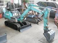 怪手 挖土機 KOMATSU PC03  740公斤 直噴引擎 果園少用 跟外匯的一樣美  .. 小乖乖 01 05 10 15 20 25 30 40 45