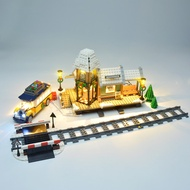 🎉QMI🎉 積木燈飾 相容樂高10259 冬季村莊車站 Winter Village Station 冬季火車站