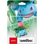 【Nintendo 任天堂】amiibo公仔 妙蛙草(明星大亂鬥系列)